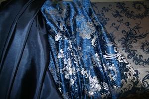 Fabrics: Lining, Brocade and Inverse