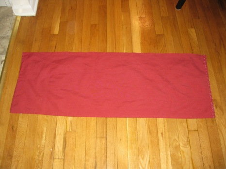 table cloth and runner project 008