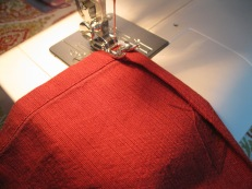table cloth and runner project 009