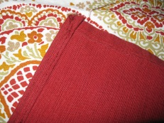 table cloth and runner project 011