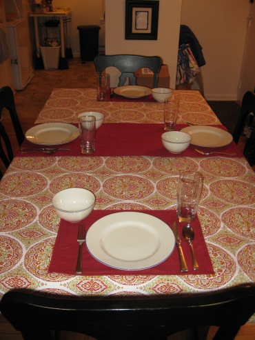 table cloth and runner project 022