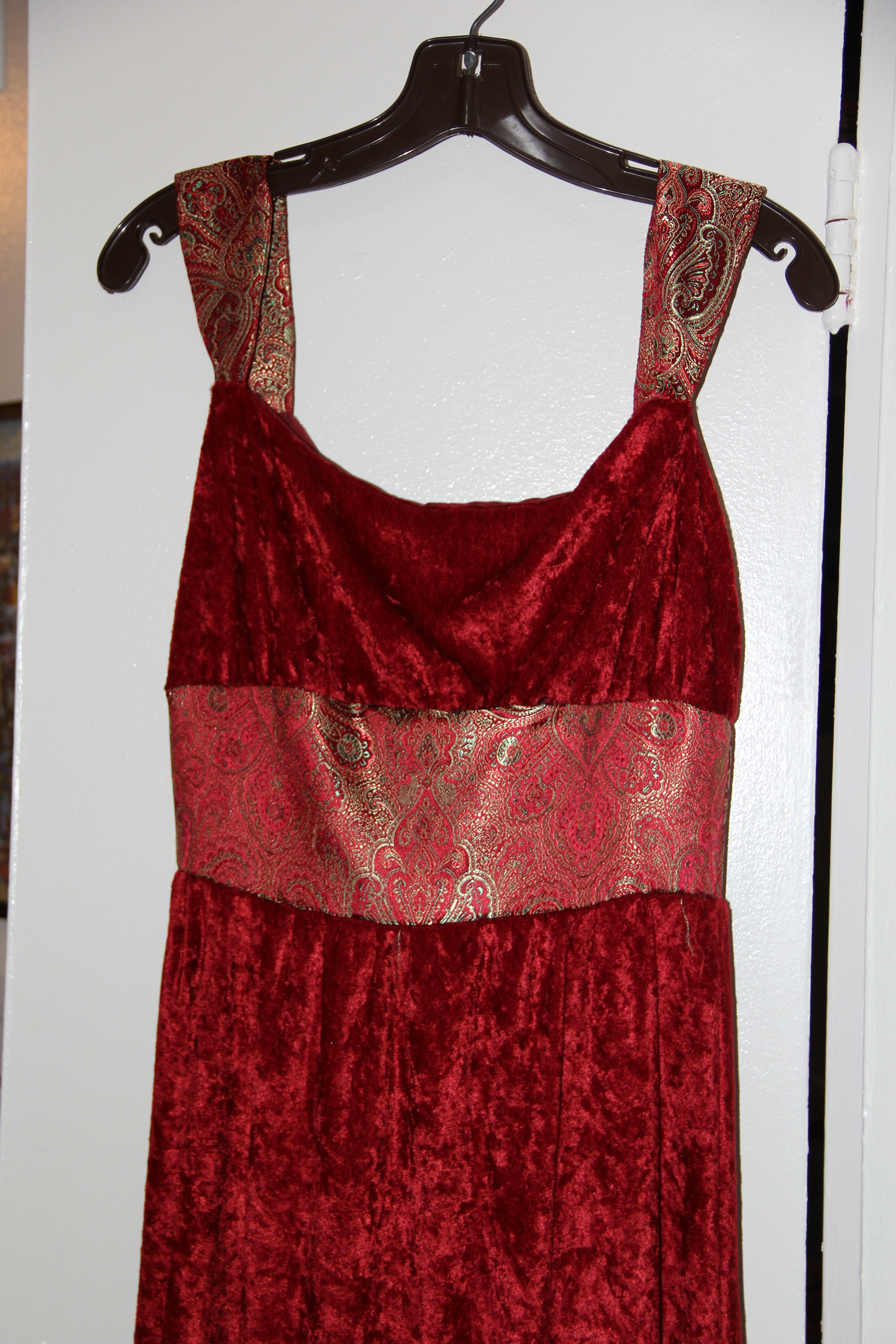 Midriff Dress