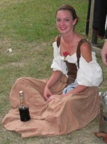 Silver Leaf Faire 2003 - Basic Wench