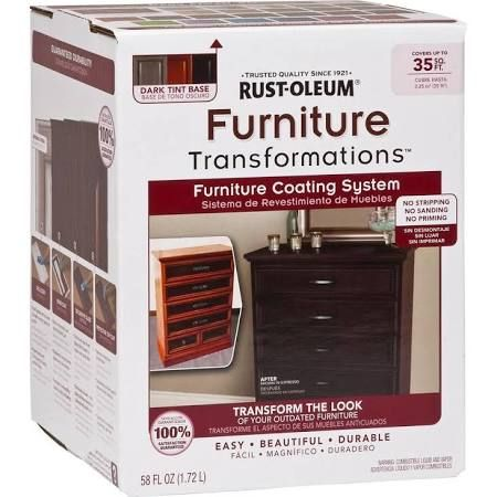 rustoleum furniture transfermations