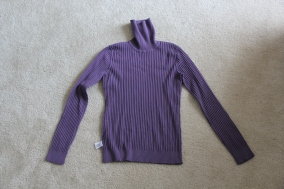 Old sweater in need of an up-cycle
