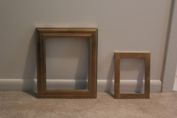 Other gold frames