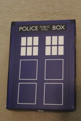 The TARDIS Christmas Box